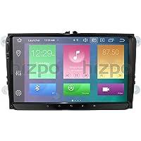 hizpo 9 Pulgadas Android 10 Auto estéreo Apoyo Radio Video Player GPS Can-Bus mirrorlink Bluetooth obd2 Multi…