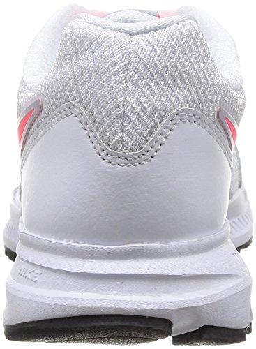 Nike-Womens-Downshifter-6-WhiteHyper-PunchLt-Mgnt-Grey-Running-Shoe-85