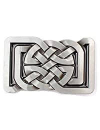 Vintage Celtic Knot Belt Buckle Cowboy Native American Motorcyclist (CLT-01)