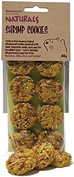 Rosewood Shrimp Cookies 80 g
