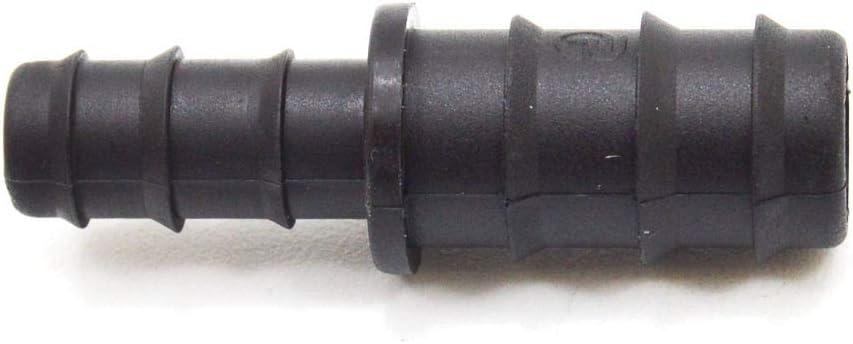 Nero M/&Ms S/&M 540363 Manicotto Ridotto Gocciolamento 16x12 mm Blister da 3 Pezzi