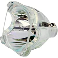 Philips OEM PHI/334 Replacement DLP Bare Bulb for Mitsubishi 915B403001