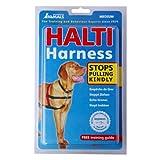 The Company Of Animals Halti Harness - Black & Red - Medium