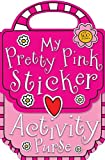 My Pretty Pink Sticker Activity Purse, Make Believe Ideas Staff, 1848796641