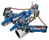 LEGO Nexo Knights 70320 Aaron Fox's Aero-Striker V2 Building Kit (301 Piece)