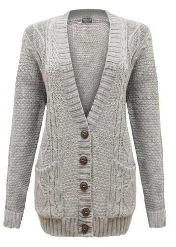Maille Cexi Gilet Couture Grand Femme Tricot Bouton P Style 7fzIHfqwn