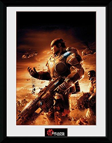 gears of war poster - 2