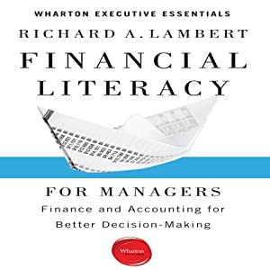 Financial Literacy for Managers Hörbuch