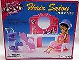 Estetica Salon de Belleza My Fancy Life Gloria Mueble Para Casa de Muñeca Tamaño Barbie 96009