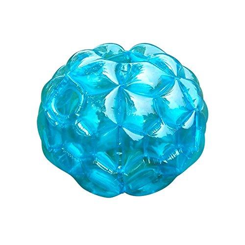 Collision Ball - JWBOSS 60cm Kids Children Outdoor Sports Playing Toy Wearable Infatable Bumper Ball PVC Bumper Zorb Ball Amusement
