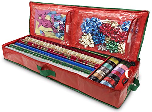 wrapping paper organizers - 6