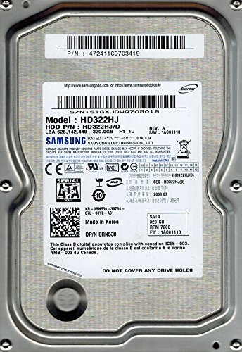 SAMSUNG HD322HJ WINDOWS 7 DRIVER DOWNLOAD