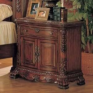 Amazon Com Yuan Tai Furniture Kl6303n Kelsey Night Stand