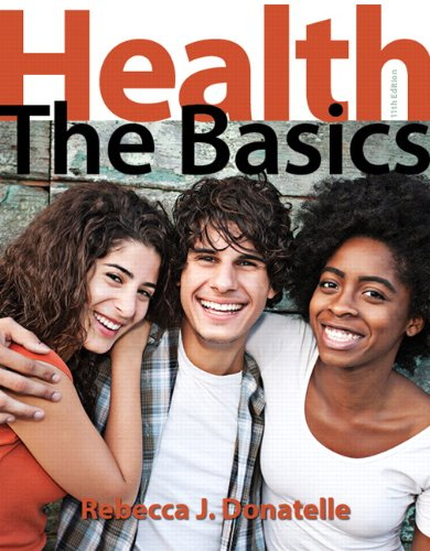 Health: The Basics Plus MasteringHealth with eText -- Access Card Package (11th Edition)