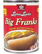 Loma Linda - Plant-Based - Big Franks (20 oz.) – Kosher