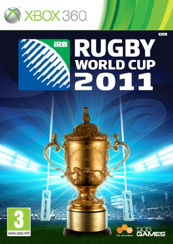 Rugby World Cup 2011 (World Cup For Xbox 360)