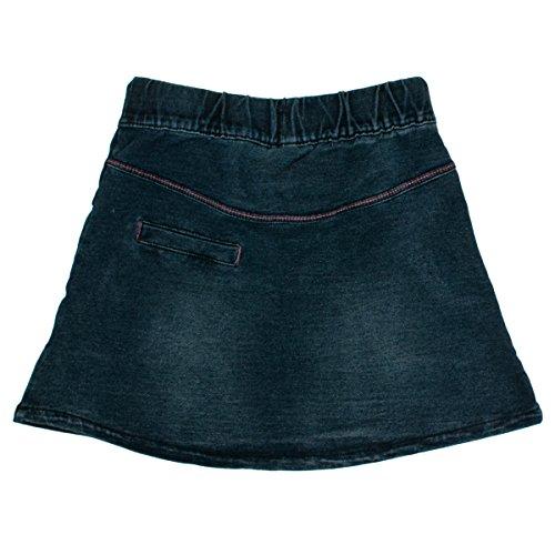 para Niñas 099 Skirt Pepper Original Salt Jeans Vaqueros Basic amp; Azul ZYFfqF