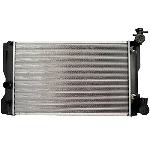cciyu Radiator 13106 Fits for 2009-2011 Toyota Corolla/Matrix Sedan/Wagon 4-Door 1.8L