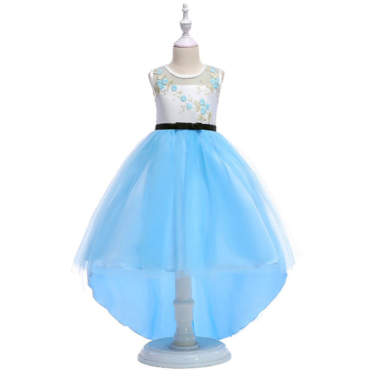 Amazon.com: ADHS Girls Flower Dress Special Occasion Dresses Wedding Prom Party Ball Gown: Clothing