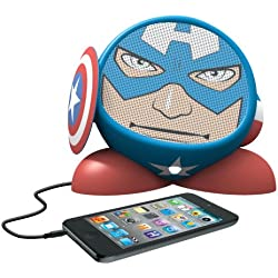 Avengers Captain America Rechargeable Character Speaker, MC-M662