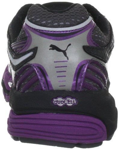 Puma completar VENTIS 2 185159 zapatos de los deportes del wn corriendo para mujer Negro (Black-Gloxin)