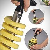 RuBiWo Stainless Steel Pineapple Corer Slicer