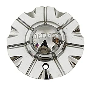 Amazon Com Detata Wheels Dt122 Cap 122l176 F202 08 Chrome Wheel Center Cap Automotive