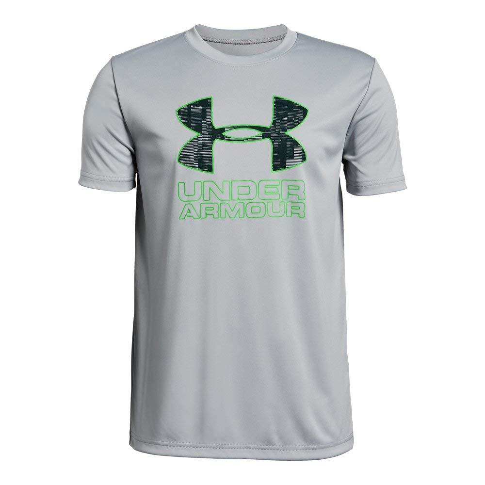 Under Armour Boys Print Fill Logo T-Shirt