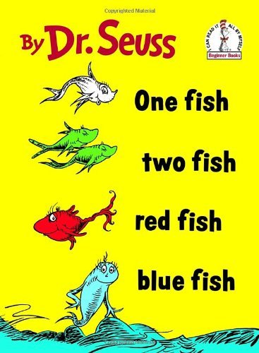 One Fish Two Fish Seuss - 6