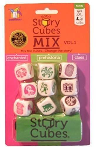 Story Fairy Tale Mix (Rory's Story Cubes Mix)