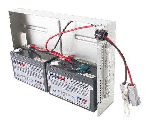 APC Smart UPS 3000VA SUA3000 Compatible Replacement Battery Set by UPSBatteryCenter