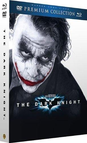ight, le Chevalier Noir - Collection Premium - Combo Blu-ray + DVD + livret ()