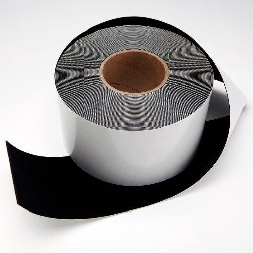 Carl's Black Felt Tape for DIY Projector Screen (Contrast-Boosting Border) (4-inch x 60-Foot)