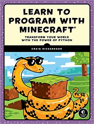 Amazon com: Learn to Program with Minecraft: Transform Your World