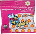 Honey Stinger Organic Energy Chews - 12 Pack - PINK LEMONADE