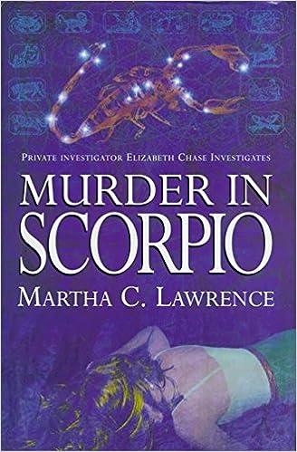 Murder in Scorpio: Martha C  Lawrence: 9780340665701: Books - Amazon ca