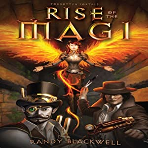 Rise of the Magi Audiobook