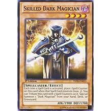 Yu-Gi-Oh! - Skilled Dark Magician (YSYR-EN013) - Starter Deck: Yugi Reloaded - 1st Edition - Common by Yu-Gi-Oh!