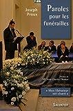 Paroles pour la sépulture chrétienne « Mon libérateur est vivant »