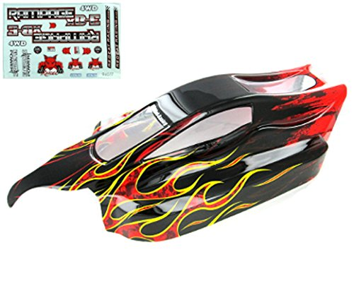Redcat Racing Rampage Black Flame product image