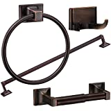 Amazon Com Rubbed Bronze Bathroom Accessory Sets Bathroom