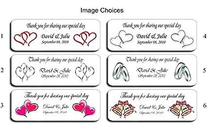 amazon com 210 personalized adhesive labels wedding bubble label