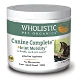 Wholistic Pet Canine Complete Joint Mobility Organic Supplement 8lb, My Pet Supplies