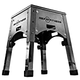 crossfit equipment box - Rep Adjustable Height Plyo Box 16/20/24, Plyometric Box for Agility Workouts and Box Jump Training
