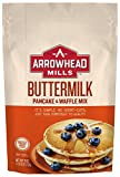 Arrowhead Mills Organic Buttermilk Pancake Waffle Mix 26 - Best Reviews Guide