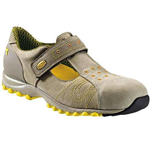 Diadora, Sandali donna Grey and yellow