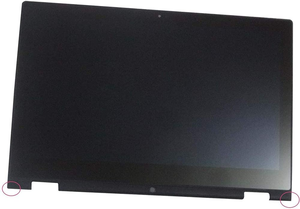 """13.3"""" Screen Replacement Touch Digitizer LCD Display Full HD 1920x1080 for Dell Inspiron 13-7347, Inspiron 13-7348, Inspiron 13-7359 (with YouTube Instruction Videos)"""