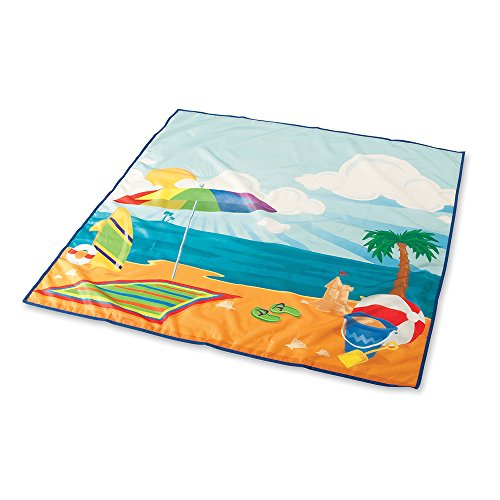 Pacific Play Tents Kids Seaside Beach Mat - 56