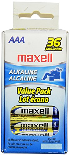 alkaline battery aaa - 5