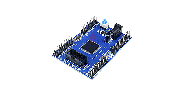 Amazon Com Altera Max Ii Epm240 Cpld Tabla De Desarrollo De La Placa De Aprendizaje Desarrollo Diy Kit Electrónico Pcb Módulo De Placa Industrial Scientific